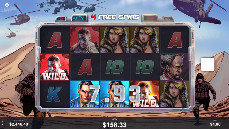 Latest Release from Pariplay Casinos - Bloodshot Slot