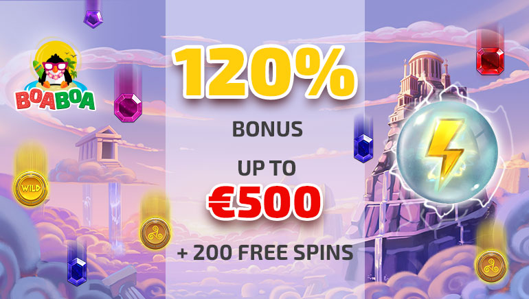 Get More at BoaBoa Casino with Exclusive OCR Bonus