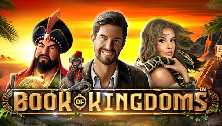 New Book of Kingdoms Slot by Pragmatic Play Takes Players on a Mysterious Adventure