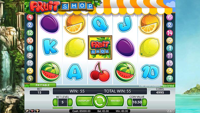 online casino gutschein fruit casino