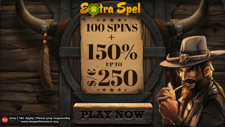 Extra Spel Casino Offers Fantastic Welcome Bonus to New Players