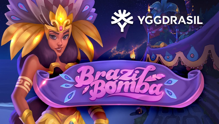 Join the Carnival with Yggdrasil Gaming's Brazil Bomba Slot