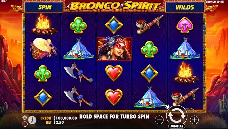 Bronco Spirit Is Alive At Pragmatic Play