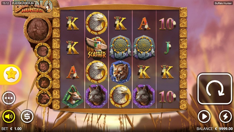 Buffalo Hunter Slot From Nolimit City Stampedes Into Online Casinos