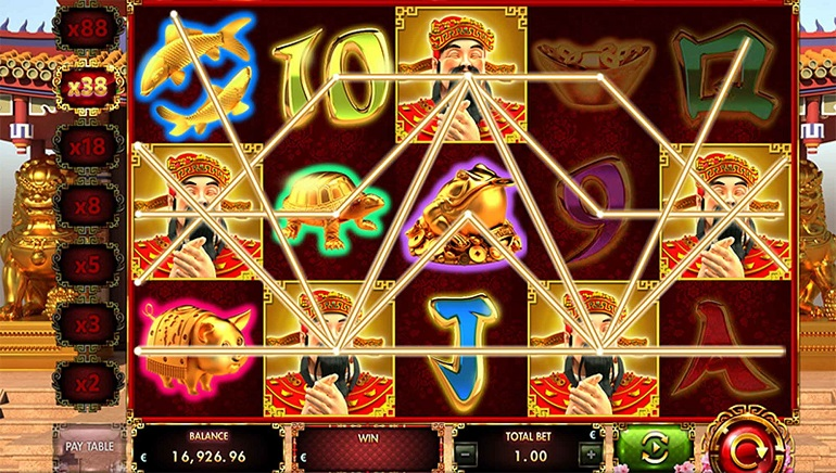 Cai Shen 88 Slot Released by Red Rake Gaming