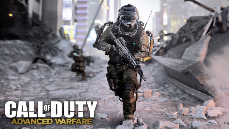 Call of Duty: Advanced Warfare Releases Tonight