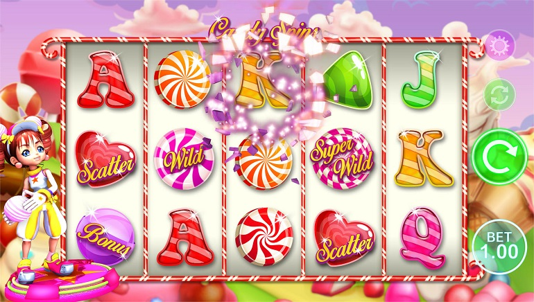 MetaGU Partners with SlotsMillion, Adds Candy Spins Slot