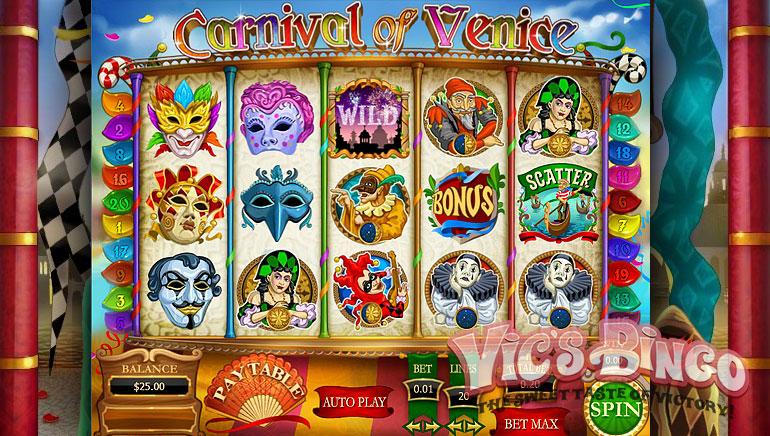 Vic's Bingo Casino Review – vicsbingo.ag Review