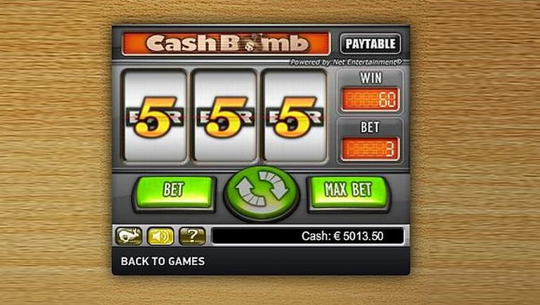 Cash Bomb