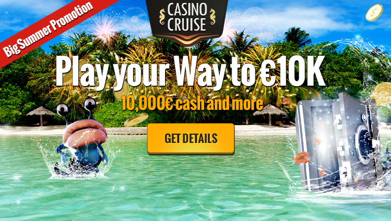 Casino Cruise Is Offering €10,000 For Free In June
