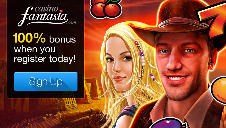 Boost Your Bankroll with Casino Fantasia's Whopping Welcome Bonus
