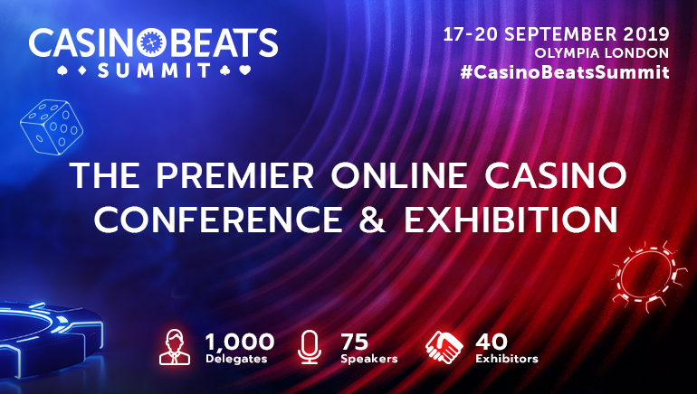Casino Beats Summit Will Cap Off the Summer By Offering Footholds in the World's Strongest Market