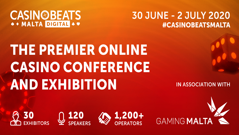 CasinoBeats Goes Digital with CasinoBeats Malta Digital 2020