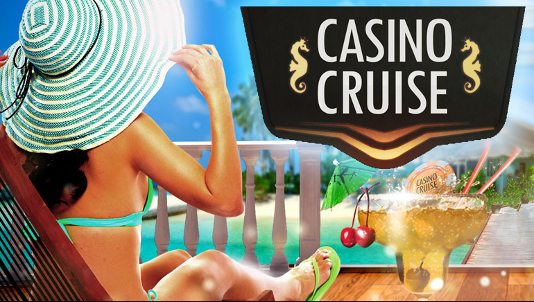 Casino Cruise launches three new slots at their site