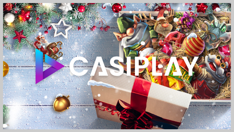 Thousands in Festive Xmas Prize Money to Win at Casiplay Casino