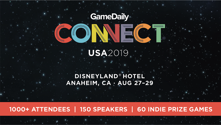 The Gaming Business Splashes Down in the States with GameDaily Connect This Month