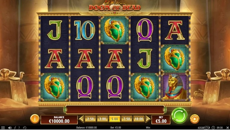 Play'n GO Debuts Cat Wilde and the Doom of Dead Slot