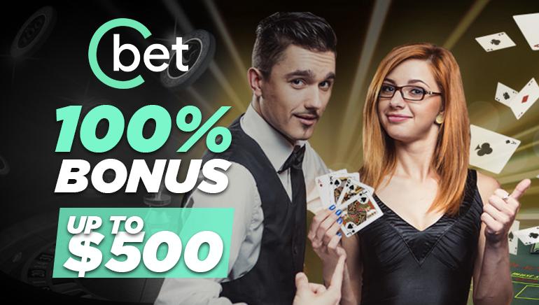 Claim a Generous $500 Welcome Bonus at Cbet.gg Casino