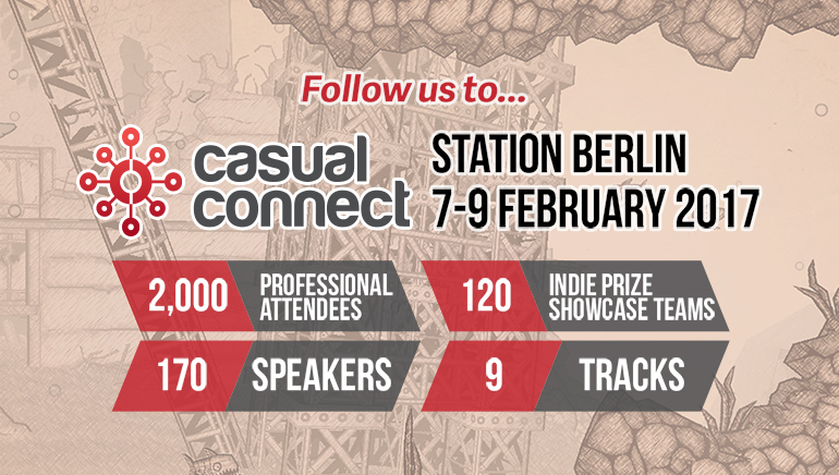 Casual Connect Comes To Berlin In February