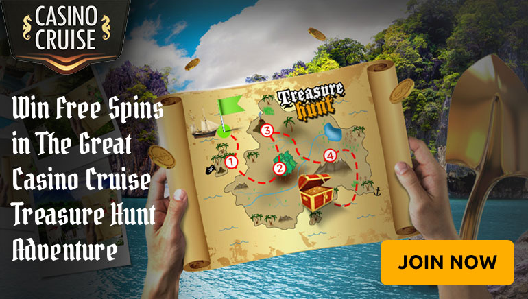 Embark on a Treasure Hunt Adventure with Casino Cruise