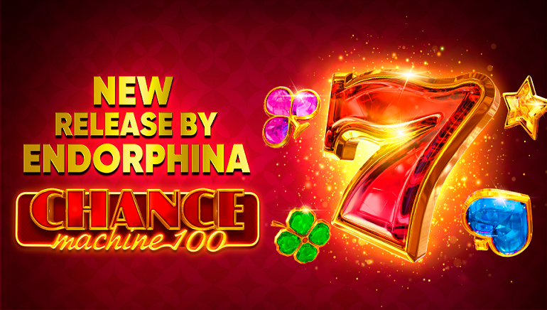 Time to Sparkle with Chance Machine 100 by Endorphina