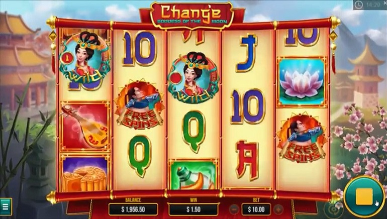 Be Over The Moon With Pariplay's Chang'e - Goddess Of The Moon Slot