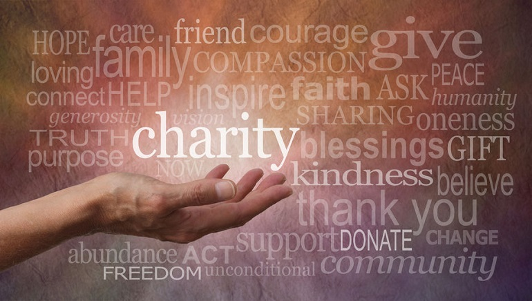 Major Charities in iGaming