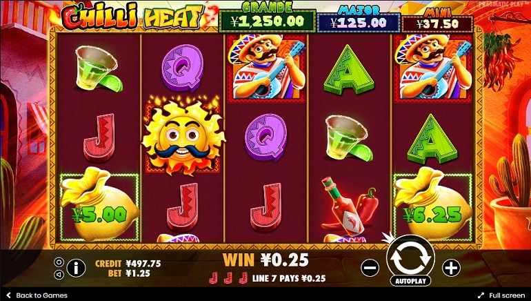Pragmatic Play Blazes a Trail with Chilli Heat Slot