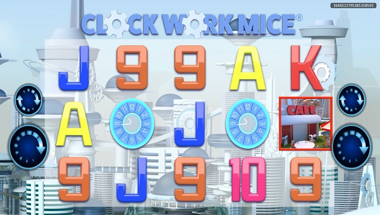 Clockwork Mice Slot Now Running at Realistic Games Casinos