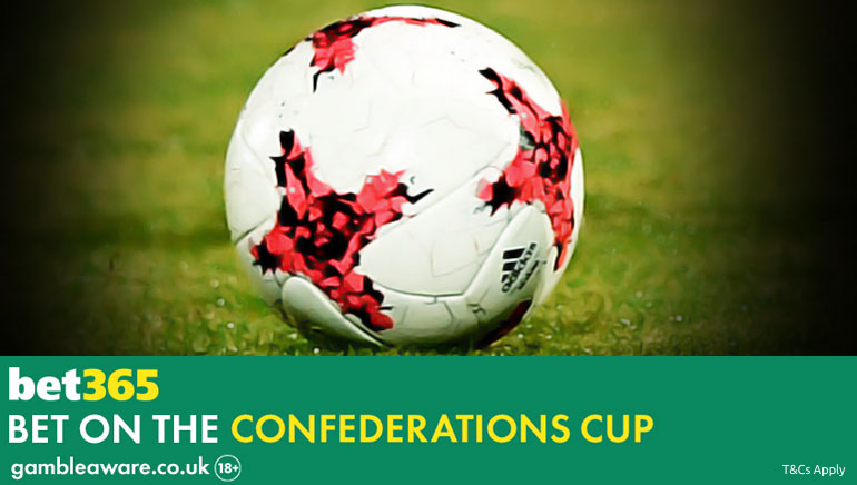Confederations Cup Betting: Australia vs Germany