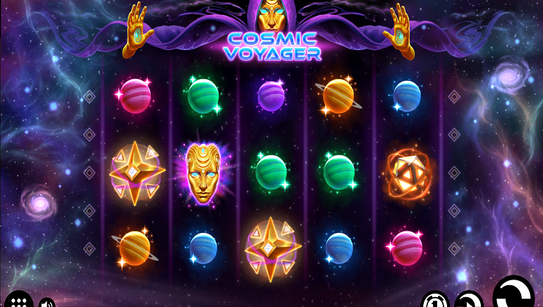 Reach For The Stars With The New Cosmic Voyager Online Slot From Thunderkick