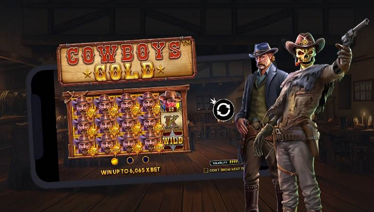 Pragmatic Play Journeys To The Wild West With New Release