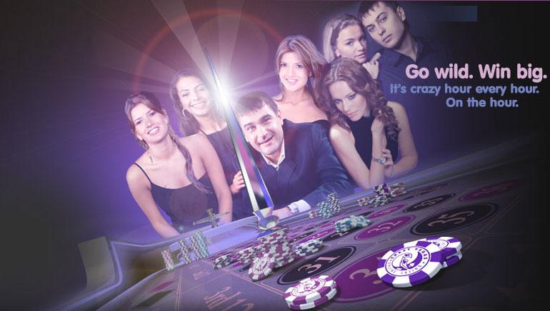 Crazy Vegas Hosting Accumulator Tournament in May