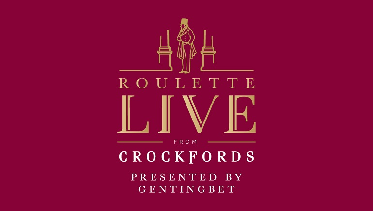 Crockfords Casino Brings its Roulette Live Online to GentingBet