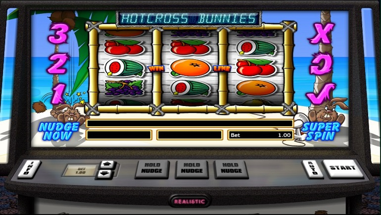 Hot Cross Bunnies LoadsABunny Slots - Play for Free Online