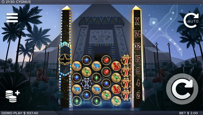 Slot Review: Cygnus from ELK Studios