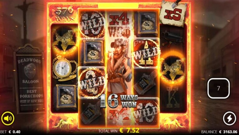 Slot Review: Deadwood from Nolimit City