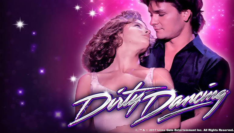 New Dirty Dancing Progressive Slot by Playtech Revives the Classic Movie