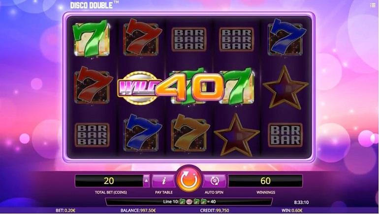 Slot Review: Razzle Dazzle with iSoftBet's Disco Double