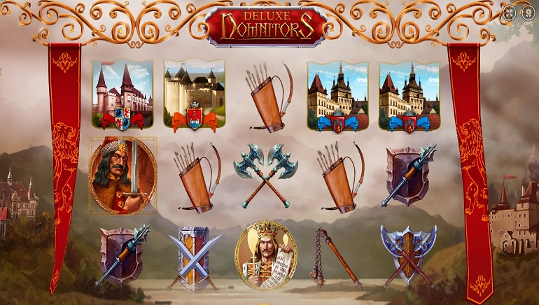 Visit Medieval Europe With The Domnitors Deluxe Slot From BGAMING