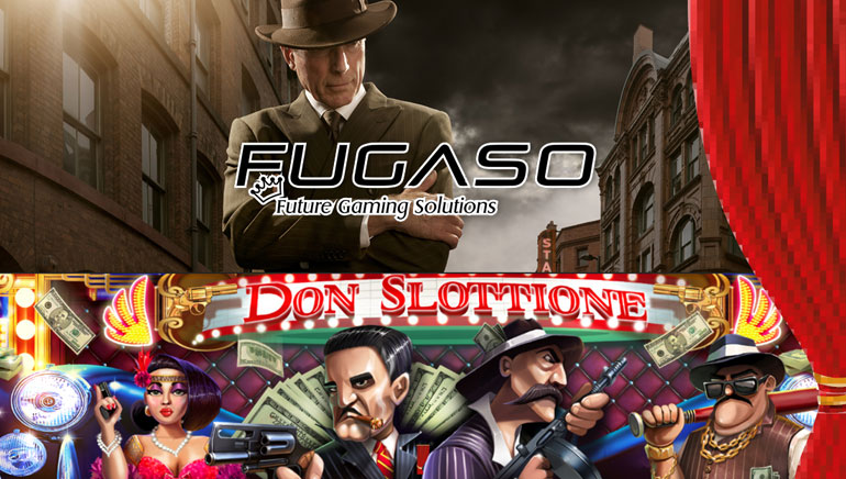 An Offer You Can't Refuse: Fugaso's new Don Slottione
