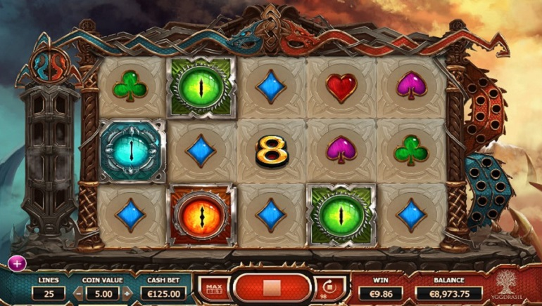Yggdrasil Releases New Breathtaking Double Dragons Slot