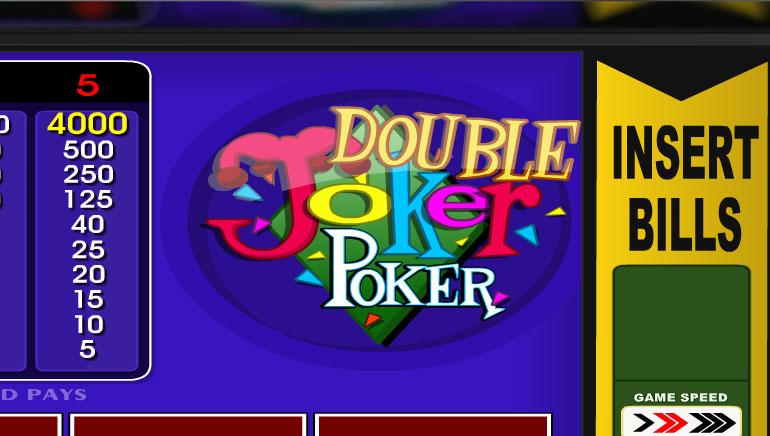 free online casino games joker poker