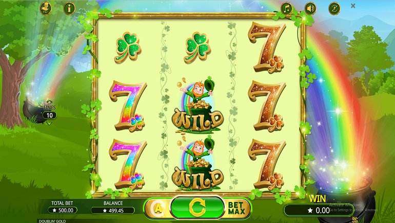 Booming Games' Doublin' Gold Slot Pays Tribute to Irish Folklore