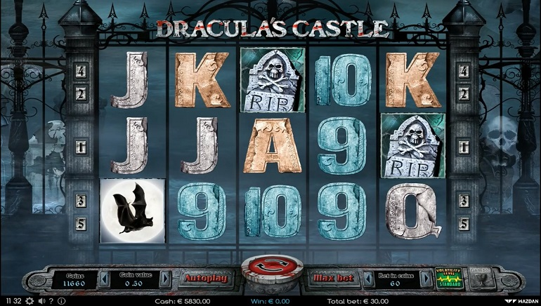 Step Inside Dracula's Castle with New Slot by Wazdan