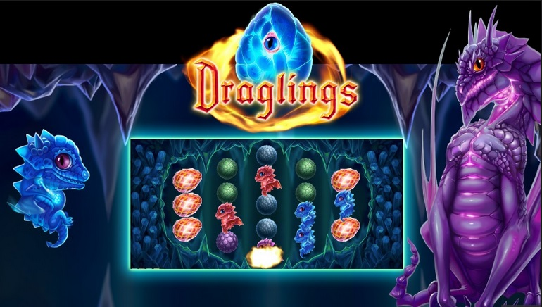Draglings Slot Emerges from Yggdrasil Gaming Lair