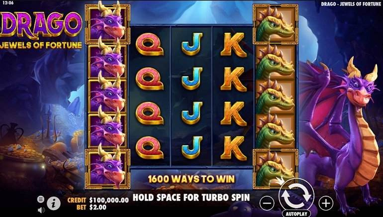Pragmatic Play Heats Up Casinos With New Drago - Jewels of Fortune Slot