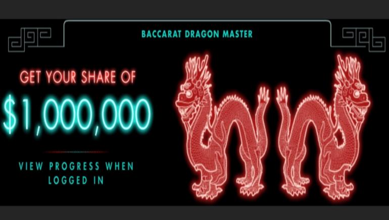 Dragon Master Showdown: The Baccarat-Lover's Dream