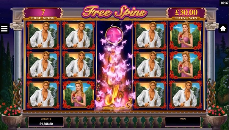 Five Reels and 243-Ways to Find Your Dream Date With Microgaming's New Slot