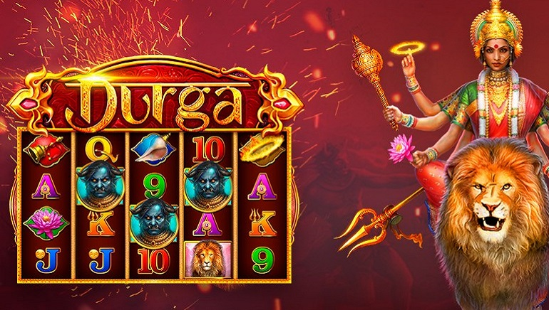 New Hindu-Themed Slot 'Durga' Released By Endorphina